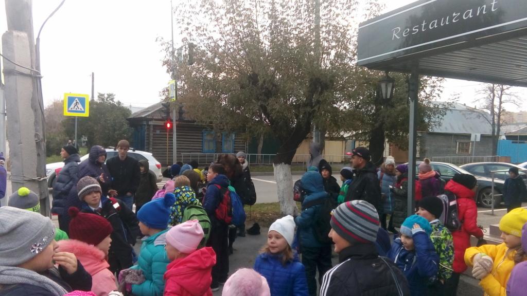 ВТюмени эвакуировали воспитанников и служащих 7-ми школ