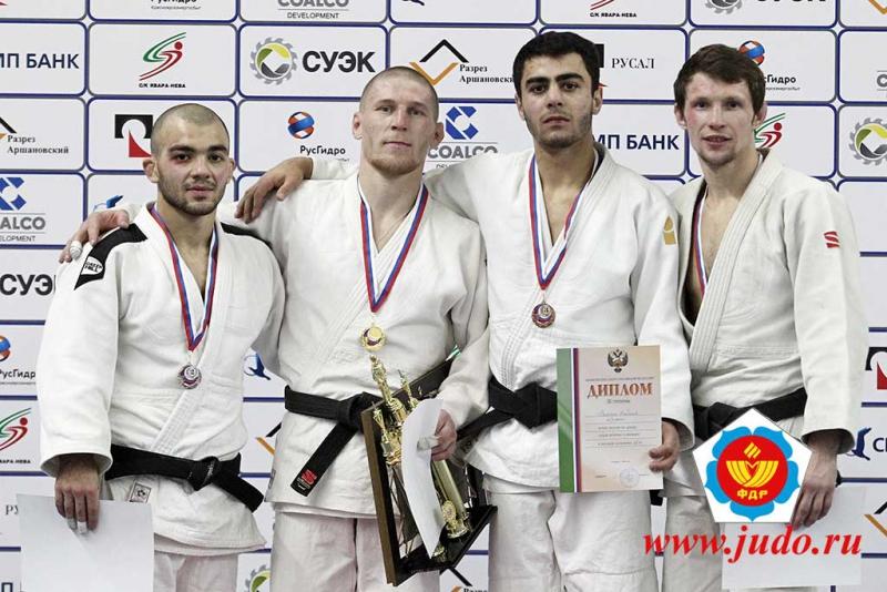 Минусинский спортсмен одержал победу бронзу Кубка РФ подзюдо