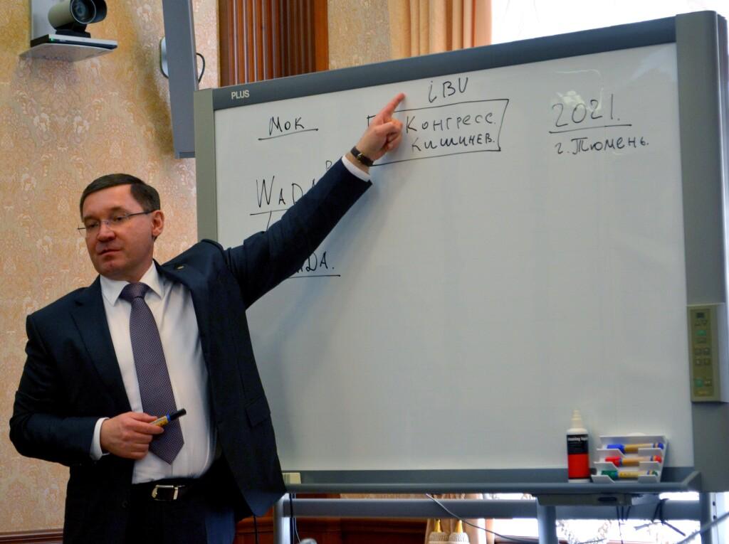 Тюмень может получить ЧМ-2021 побиатлону через суд— Якушев