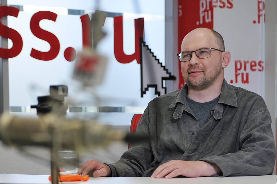 Писатель Алексей Иванов окончил работу над романом «Тобол