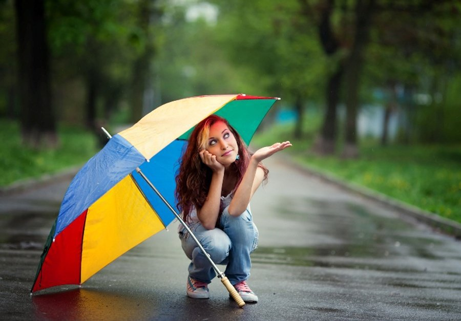 Выходные вКрасноярске будут дождливыми
