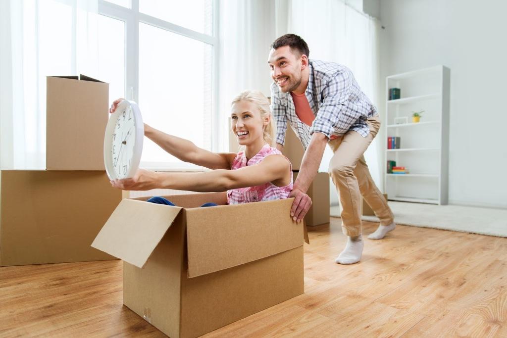Как переехать в новую квартиру за две недели?