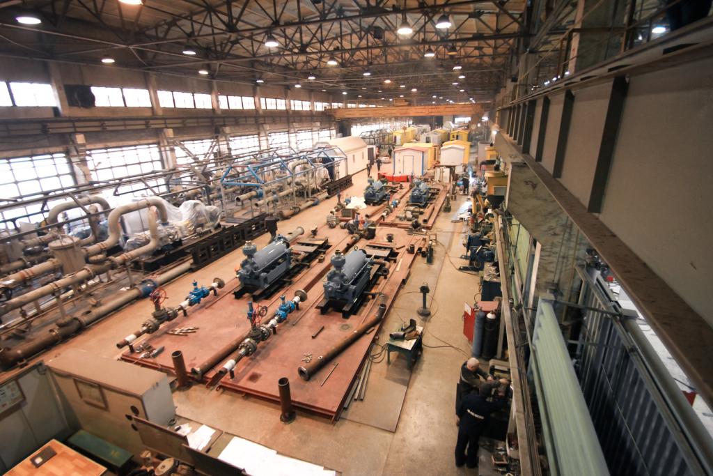ВТюменской области развивается нефтегазовое машиностроение