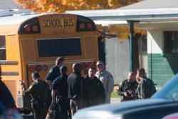В США школьник застрелил учителя и покончил с собой!