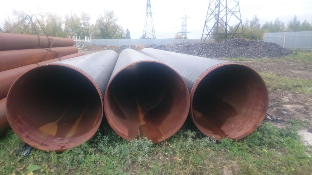 Трое тюменцев украли трубы на3,5 млн. руб.