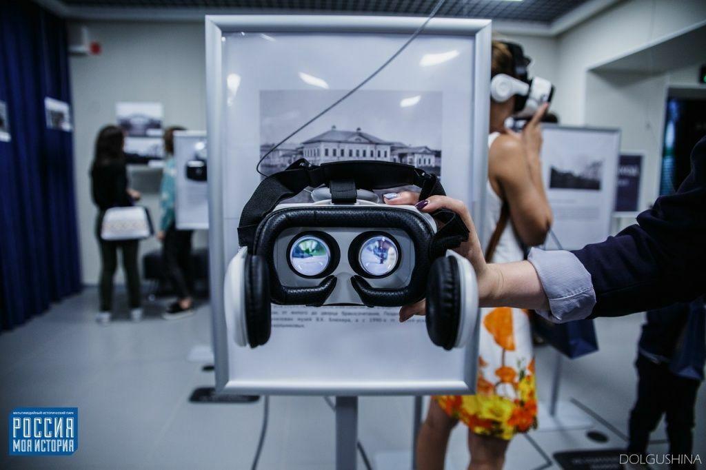 """В Тюмени откроется VR-выставка """"72VR"""""""