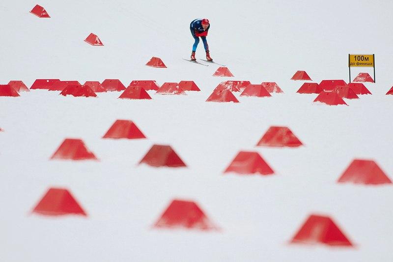 Трое тюменских спортсменов направились наКубок мира полыжным гонкам