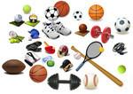 Турники, сетки, биты, перчатки, мешки - Спортивный инвентарь в Санкт.