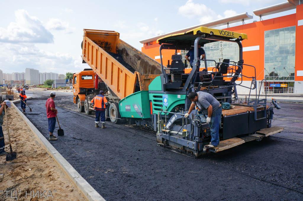 Семь инвестиционных уличных проектов в областях РФпретендуют наденьги Платона