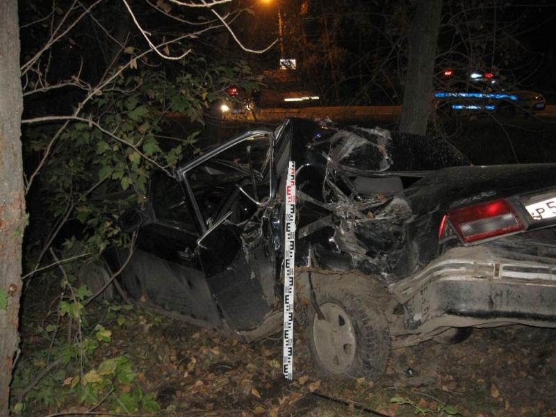 Нетрезвый шофёр погубил в трагедии приятеля