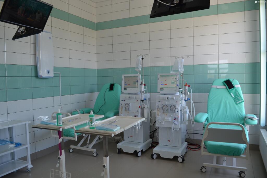 Тюменцы помогают югорчанам открыть центр гемодиализа