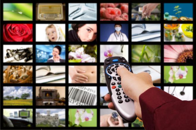 Это телевидение отличается большим списком каналов (более 200!