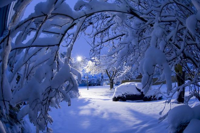 Небольшой снег погода на югре 17