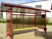 Неманские вести: В ожидании автобуса в Немане