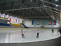 Торжественное открытие ледового дворца состоится 10 декабря.  Новый спортивный комплекс в районе Воронинских горок...