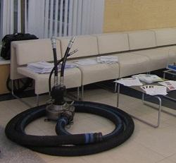 В Тюмени создан мощный насос для высоковязких жидкостей
